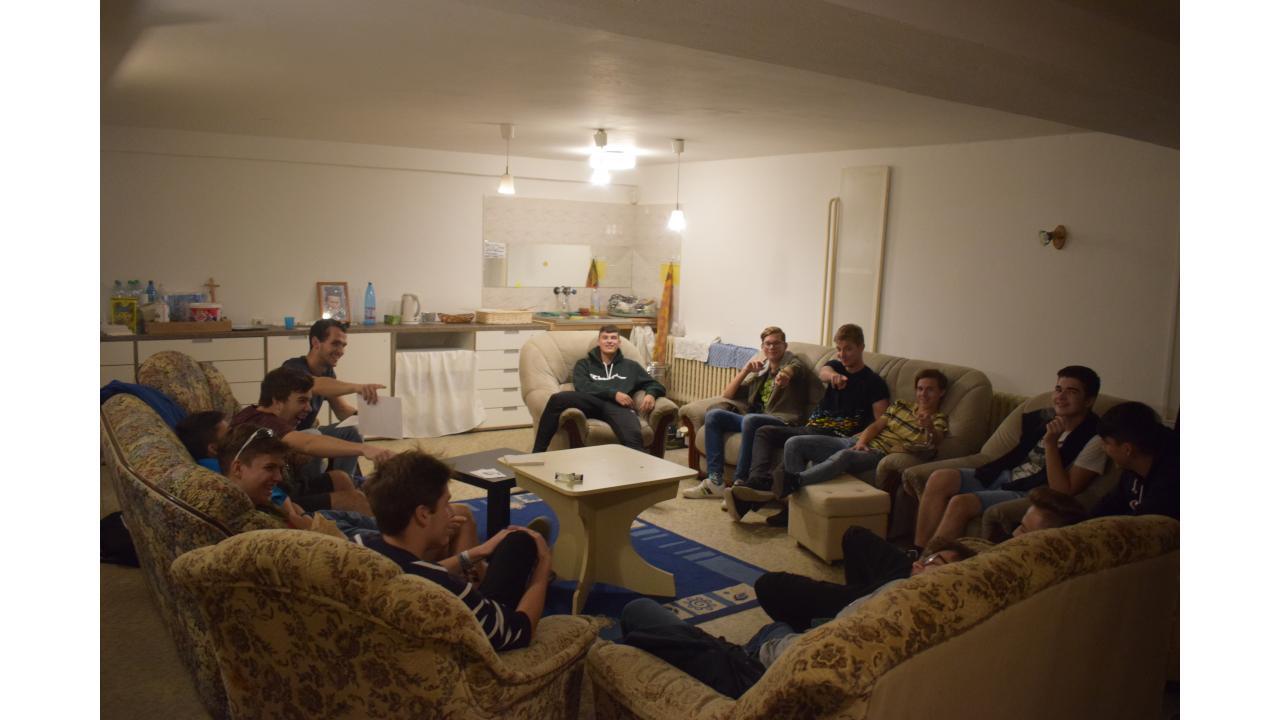 DOMKA - Združenie saleziánskej mládeže, stredisko Bratislava - Mamateyova