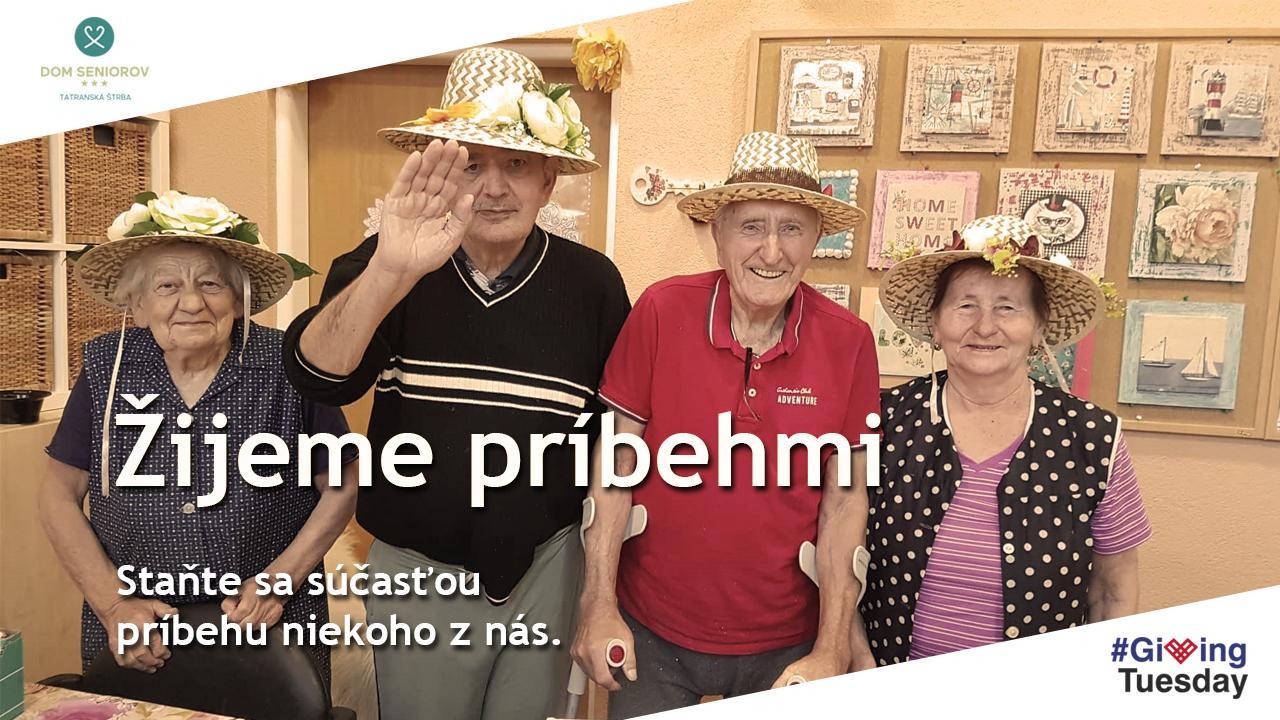 DOM SENIOROV Tatranská Štrba, n.o.