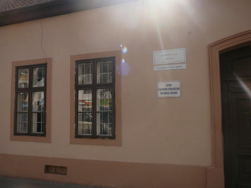 Centrum pedagogicko-psychologického poradenstva a prevencie