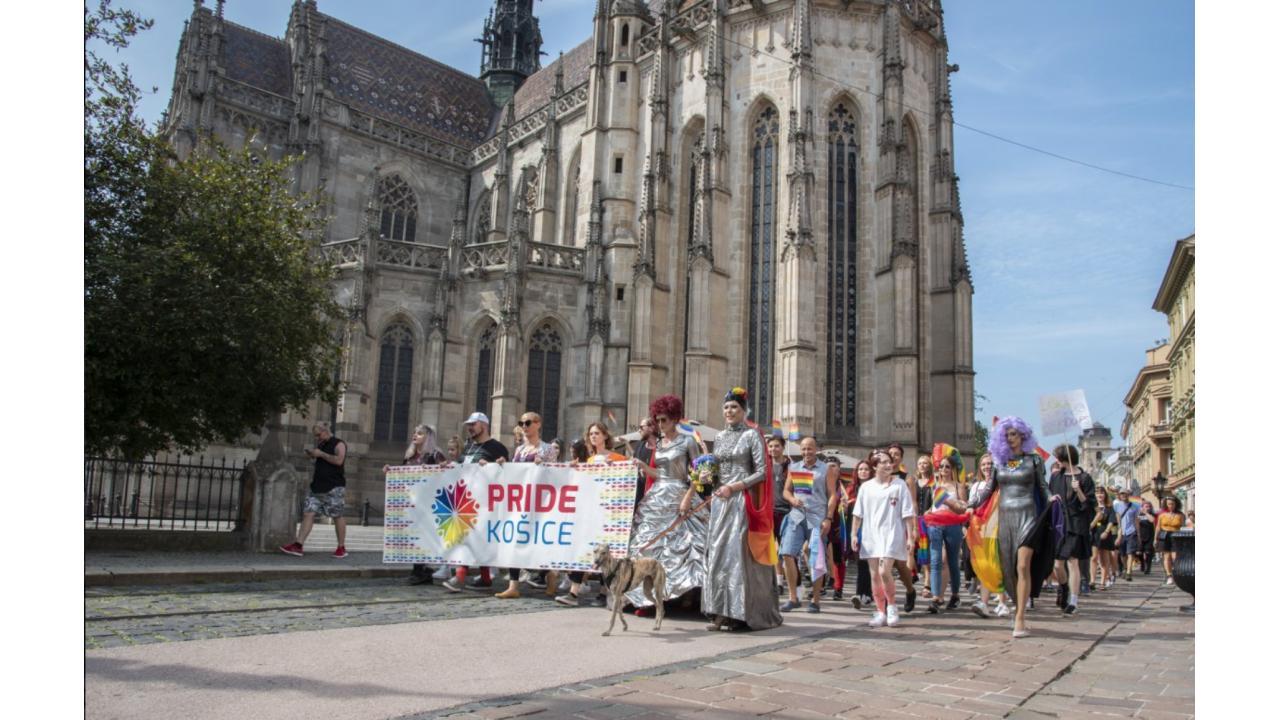 PRIDE Košice