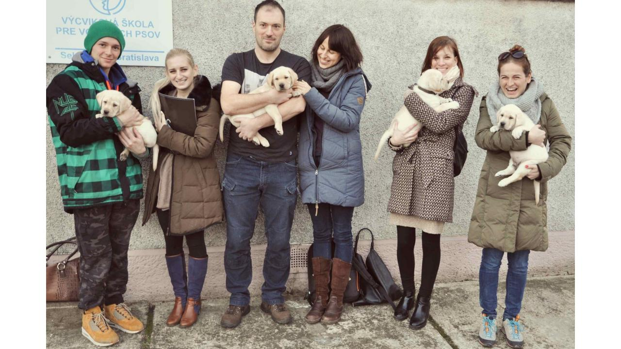 Výcviková škola pre vodiace a asistenčné psy