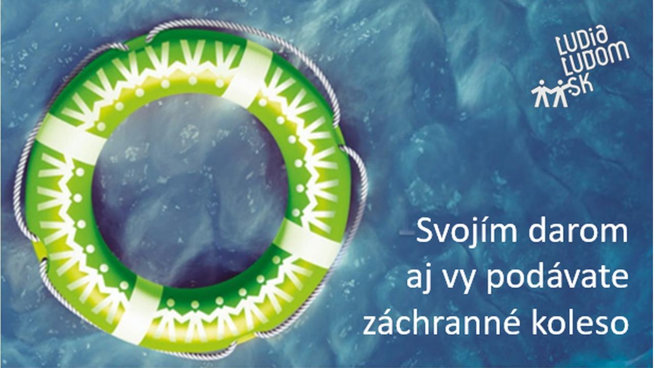 ĽUDIA ĽUĎOM, n. o.