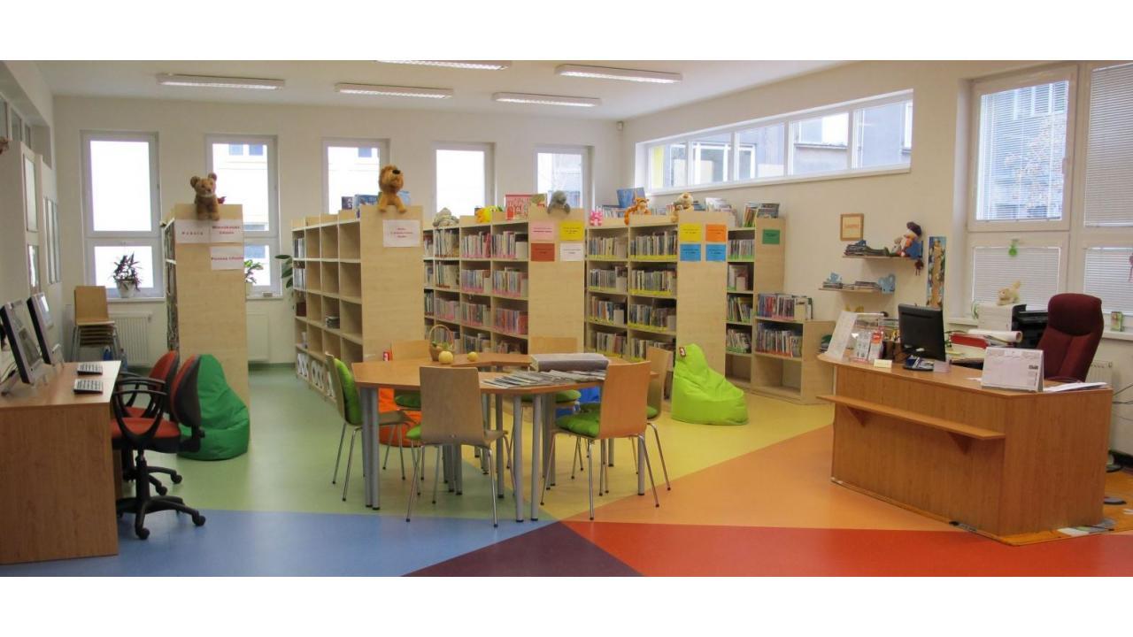 Staromestská knižnica